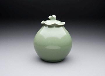 Hartley Valley Celadon Lidded Jar 2014